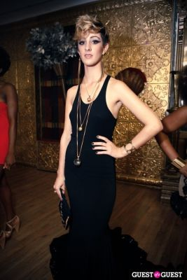 jaci berkopec in Sy'mone meets Dallas and Dynasty Runway Show