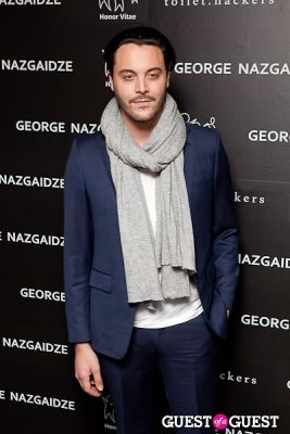 jack huston in Honor Vitae Charity Meets Fashion Fundraiser