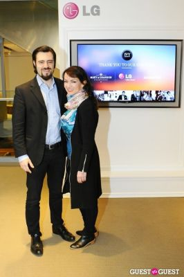 valerie baxton in IvyConnect NYC Presents Sotheby's Gallery Reception