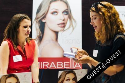 amber brown in beautypress Spotlight Day Press Event LA