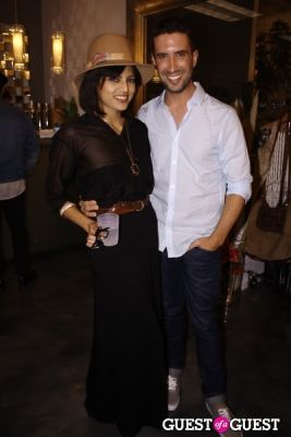 ben russo in Low Luv: Erin Wasson + Pascal Mouawad host Vogue's Fashion Night Out Featuring looks from Scout Boutique and Cerre
