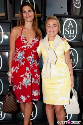 jackie valls in The Ash Flagship NYC Store Event
