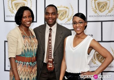ron whittaker in Reign Entertainment Hosts The Launch of 3D Art by S. Whittaker