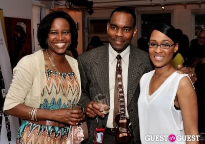 jackie whittaker in Reign Entertainment Hosts The Launch of 3D Art by S. Whittaker