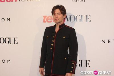 jackson rathbone in 9th Annual Teen Vogue 'Young Hollywood' Party Sponsored by Coach (At Paramount Studios New York City Street Back Lot)