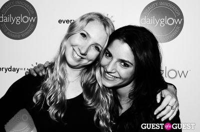 lauren gramling in Daily Glow presents Beauty Night Out: Celebrating the Beauty Innovators of 2012