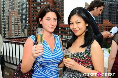 jaclyn sienna-indua in Greystone Development 180th East 93rd Street Host The Party For The American Cancer Society