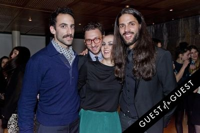 raul bussot in Young Friends of Bezalel After Party