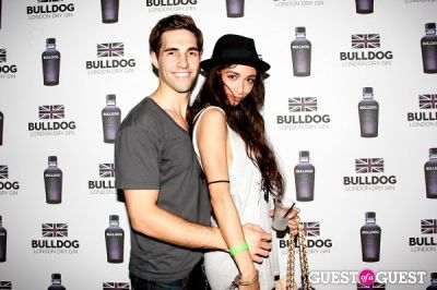 jacob schirmer in Bulldog Gin FNO After-Party