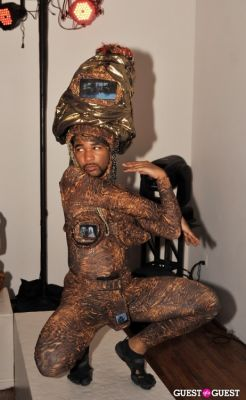 jacolby satterwhite in VISIONAIRE Haolloween Party