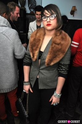 joan sulano in Timo Weiland Fall 2010 After Party