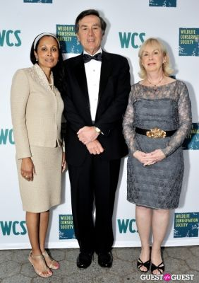 pat salerno in Wildlife Conservation Society Gala 2013