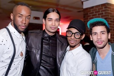 jerome lamaar in Jae Joseph Bday Party hosted by the Henery at Hudson Hotel