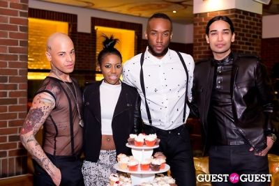 jovan ali in Jae Joseph Bday Party hosted by the Henery at Hudson Hotel