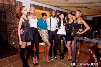 jazi couture in Jae Joseph Bday Party hosted by the Henery at Hudson Hotel
