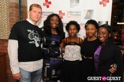 catherine ntabadde in Hip Hop Soul Jam - A Celebration of Emerging Artists Supporting Millennium Promise