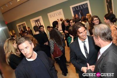 jake deutsch in Harper's Bazaar Greatest Hits Launch Party