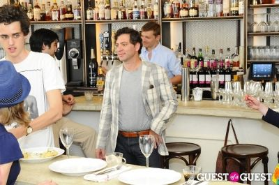 jamal rayyis in Sud De France Tasting Tables At Donna
