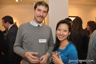 james cocks in A Holiday Soirée for Yale Creatives & Innovators