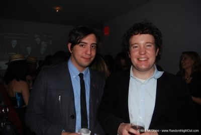 scott kidder in New York Times Inauguration Party