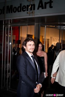 james franco in Annual Amfar Foundation Benefit at the MoMA
