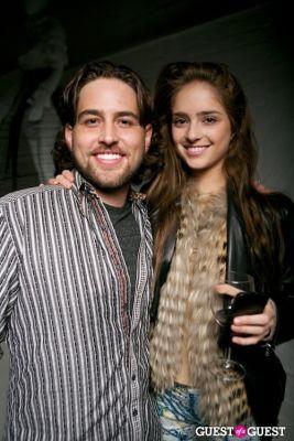 james macmillan in FOXBAIT Haute Couture Premiere