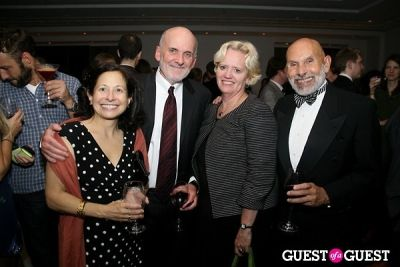 james nichols in World Monuments Fund Gala After Party