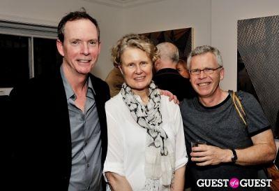 james teschner in James Stroud: OPEN CITY Exhibition Opening at Galerie Mourlot