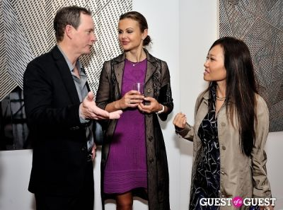 abbie cornish in James Stroud: OPEN CITY Exhibition Opening at Galerie Mourlot