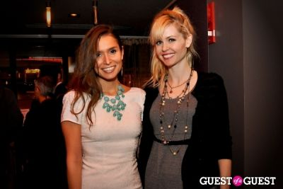 jamie bowersox in Sip with Socialites November Happy Hour