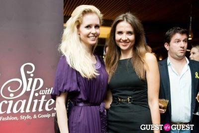 jana sedlakova in Sip with Socialites & Becky's Fund Happy Hour