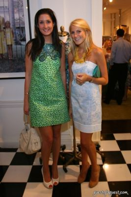 hayley bloomingdale in Lilly Pulitzer for Operation Smile