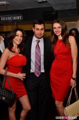 jana sedlakova in Sip With Socialites February Happy Hour