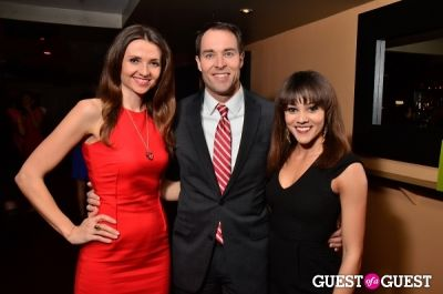 scott thuman in Sip With Socialites February Happy Hour
