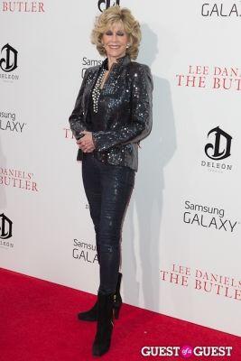 jane fonda in The Butler NYC Premiere