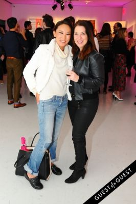 lisa de-simone in Refinery 29 Style Stalking Book Release Party