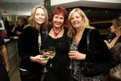 janet aptaker in InnerRewards Official NYC Launch Party