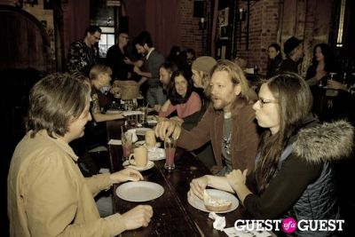 janet christenfeld in Bodega de la Haba Presents:Brunch with Artists Featuring Douglas Light