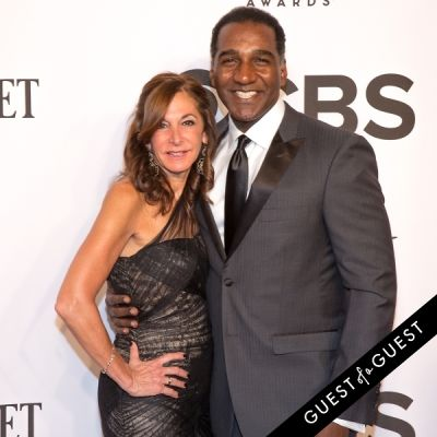 norm lewis in The Tony Awards 2014