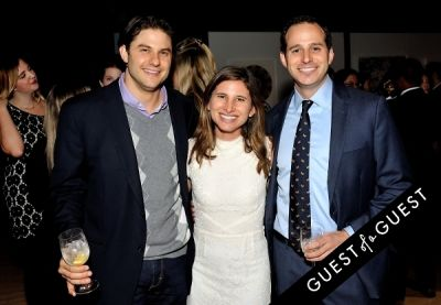 joshua naftalis in 92Y's Emerging Leadership Council second annual Eat, Sip, Bid Autumn Benefit