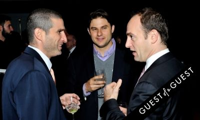 jared smith in 92Y's Emerging Leadership Council second annual Eat, Sip, Bid Autumn Benefit