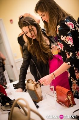 jasmine garancosky in NYJL's 6th Annual Bags and Bubbles
