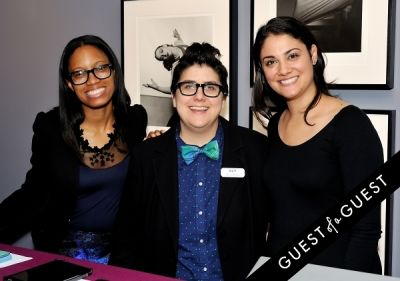 jasmine jacobs in 92Y's Emerging Leadership Council second annual Eat, Sip, Bid Autumn Benefit