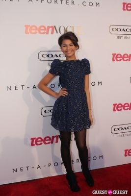 jasmine v in 9th Annual Teen Vogue 'Young Hollywood' Party Sponsored by Coach (At Paramount Studios New York City Street Back Lot)