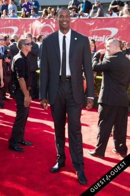 jason collins in The 2014 ESPYS at the Nokia Theatre L.A. LIVE - Red Carpet