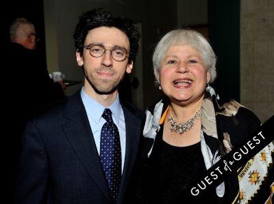 george clooney in New York Sephardic Film Festival 2015 Opening Night