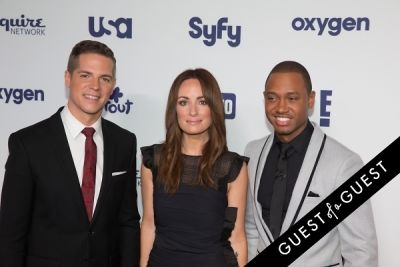 jason kennedy in NBCUniversal Cable Entertainment Upfront
