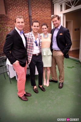 lauren wynns in Spring Brunch with WFP's Jason Mandel and Daniel Heider