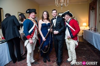 matthew james in Sweethearts & Patriots Gala
