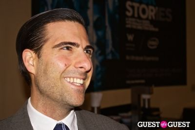 "jason schwartzman in W Hotels, Intel and Roman Coppola ""Four Stories"" Film Premiere"